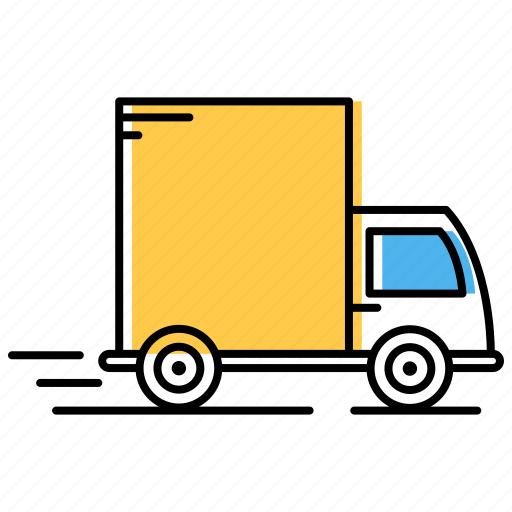 delivery, distribution, shipping icon