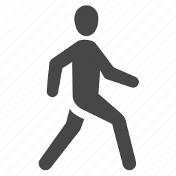 journey, man, map, person, travel, user, walk icon