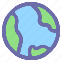earth, geography, globe, map, planet