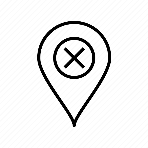 error, error location, error marker, location error, location002, pin icon