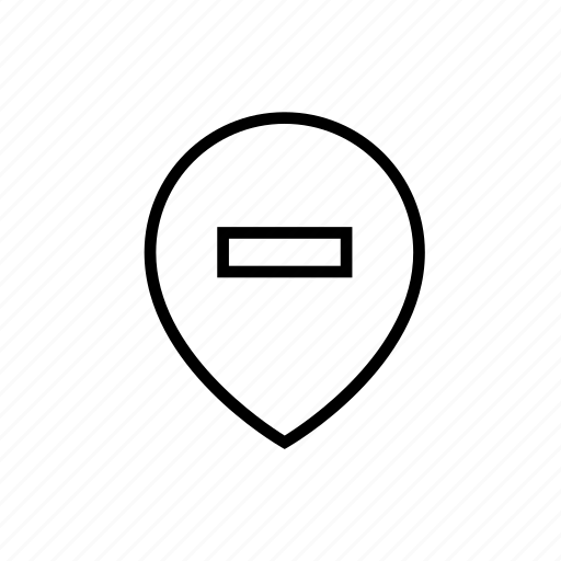 location remove, location004, pin, remove, remove location, remove marker, remove pin icon