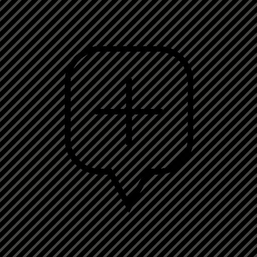 add, add location, add marker, add pin, location add, location006, pin icon