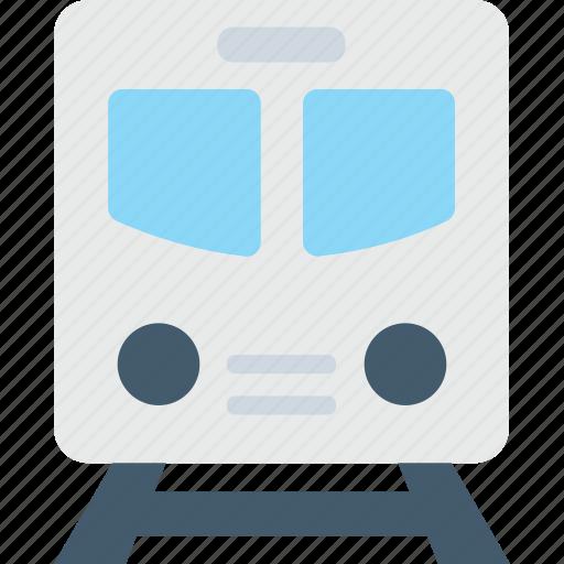 locomotive, railway, train, transport, travel icon