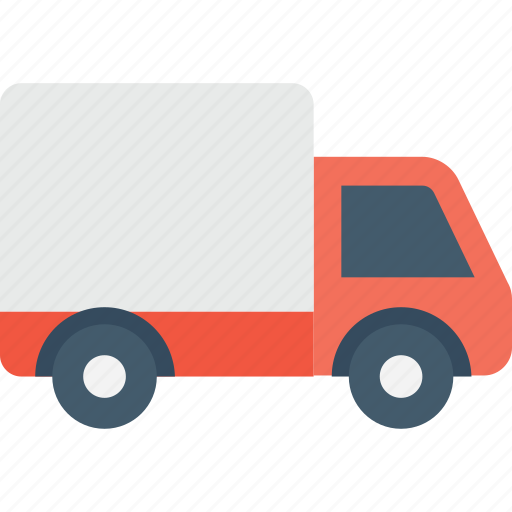 cargo, delivery van, shipment, shipping, vehicle icon