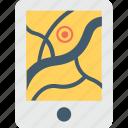 gps device, navigation device, gps tracker, navigation, gps icon