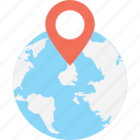 location, locator, map, marker, pin icon