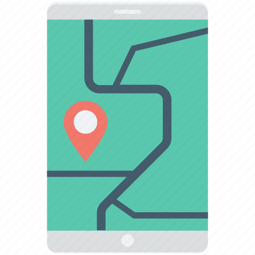 gps, gps device, gps tracker, navigation, navigation device icon
