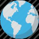 earth, geography, globe, map, world map