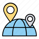 global location, global positioning system, globe and pointer, gps, gps navigation