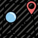 address navigation, geolocation, gps, location map, map placeholder