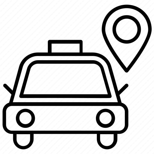 car navigation, car tracking system, gps car tracker, gps tracking, navigation technology icon