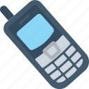 communication, cordless, mobile, transceiver, walkie talkie icon