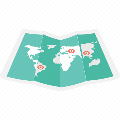 gps, location, locator, map, navigation icon