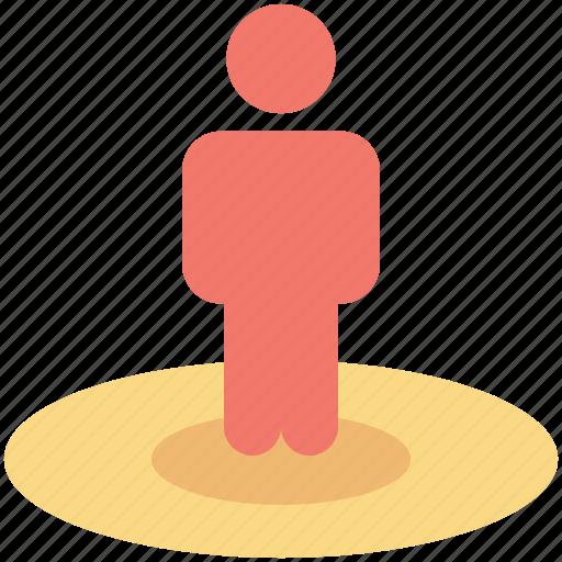 human avatar, male, man, profile, user icon