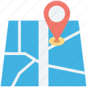 cartography, city plan, gps navigation, map, map pin icon