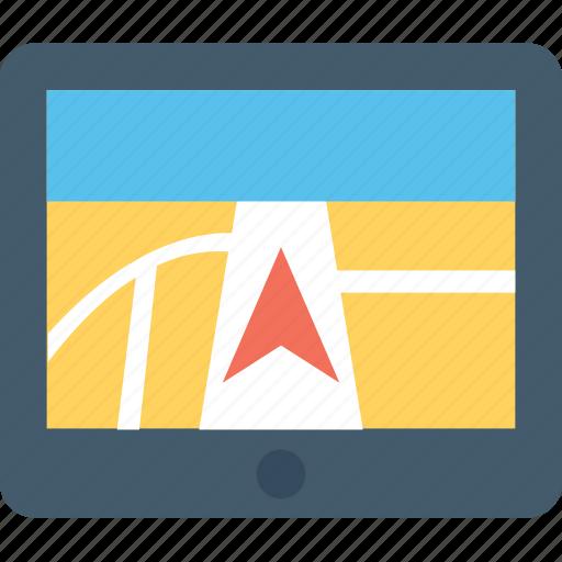 destination, gps, navigation, online maps, online navigation icon
