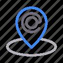 gps, location, map, navigation, pin