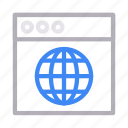 browser, internet, online, web, webpage