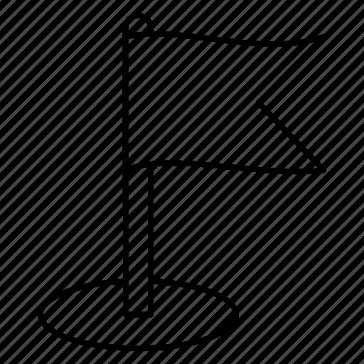 Destination, flag, sign icon - Download on Iconfinder