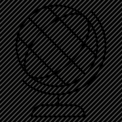 Globe, map, world icon - Download on Iconfinder