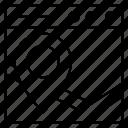 location, online, web icon