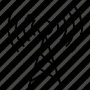 tower, signal, wireless, broadband icon