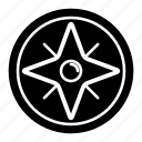 compass2, location, map, place, position, retaurant, spot icon