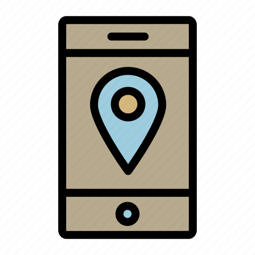 compass, location, map, navigation, road, route icon