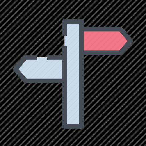 board, name, road icon