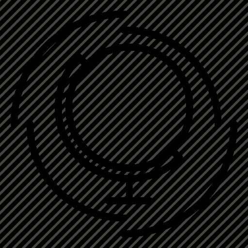arrows, gps, location, map, navigation, navigation9, pointer icon