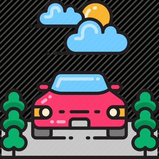 Car, park, transport, transportation, vehicle icon - Download on Iconfinder