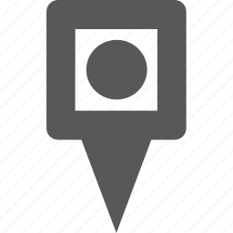 location, marker, pin, place, places, point, position icon