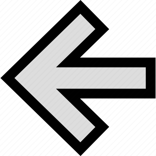 arrow, exit, point, pointing icon