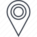 gps, navigate, navigation icon