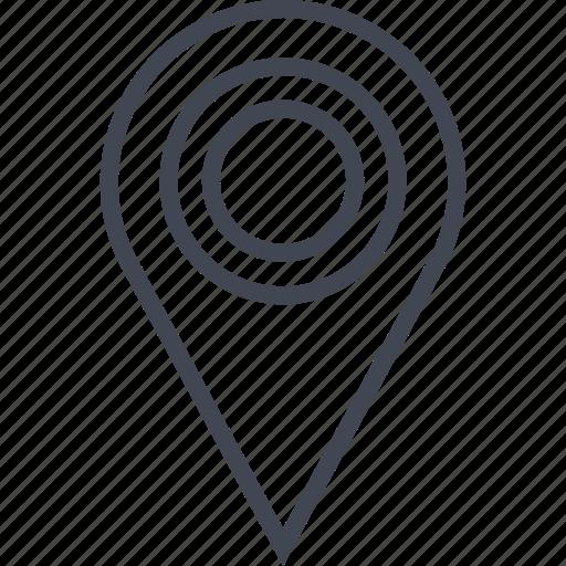 Gps, navigate, navigation icon - Download on Iconfinder