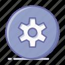 location, map, navigation, pin, setting icon