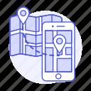 alternative, app, application, direction, gps, location, map, navigation, route, smartphone