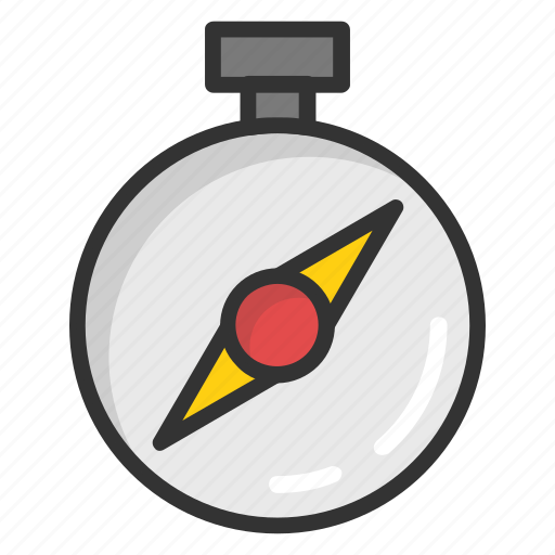compass, directional, explore, geography, gps, navigation icon