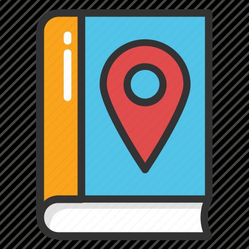 book location pin, booklocate, library location, map marker with book, school location icon