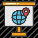 alt history, cartography, world atlas flip chart, world history map, world map icon