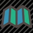 direction, gps, maps, navigation, pin icon