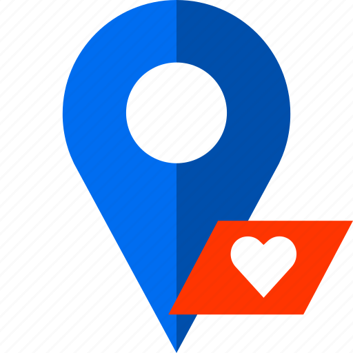 favorite, guardar, location, map, pin, save icon