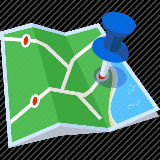 address, location, map, pin icon