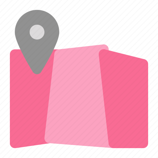 directions, gps, location, maps, navigation, position icon