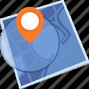destination, gps, location, map