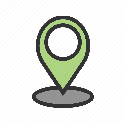 city, find, location, logo, magnifier, road, search icon
