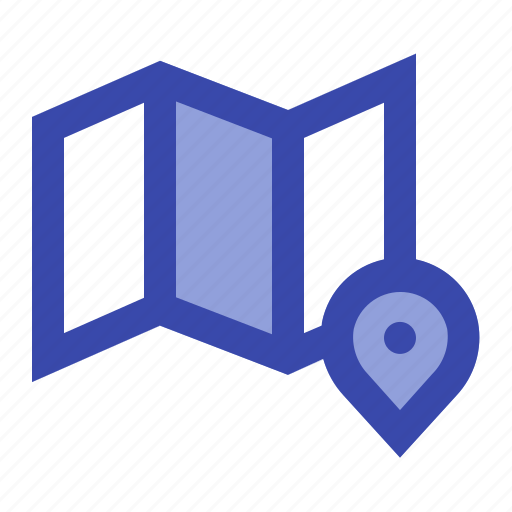 Gps, location, map, maps, navigation, pin, place icon - Download on Iconfinder