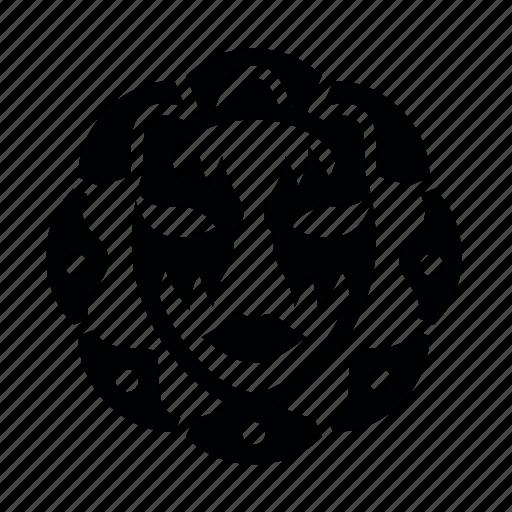 gras12, mardi, маска, праздник, украшение icon