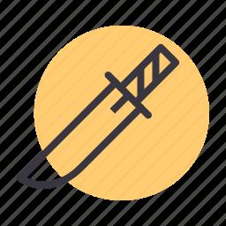 blade, cut, knife, sharp, weapon icon