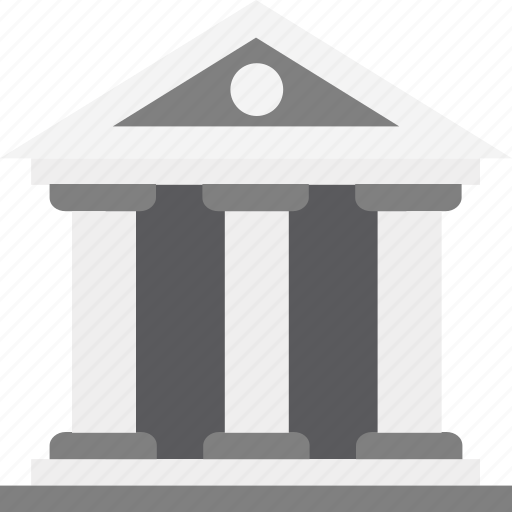 Architecture, bank, building, courthouse, real estate icon - Download on Iconfinder